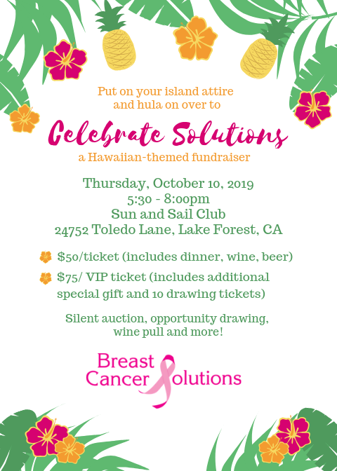 Events Archive Breast Cancer Solutions